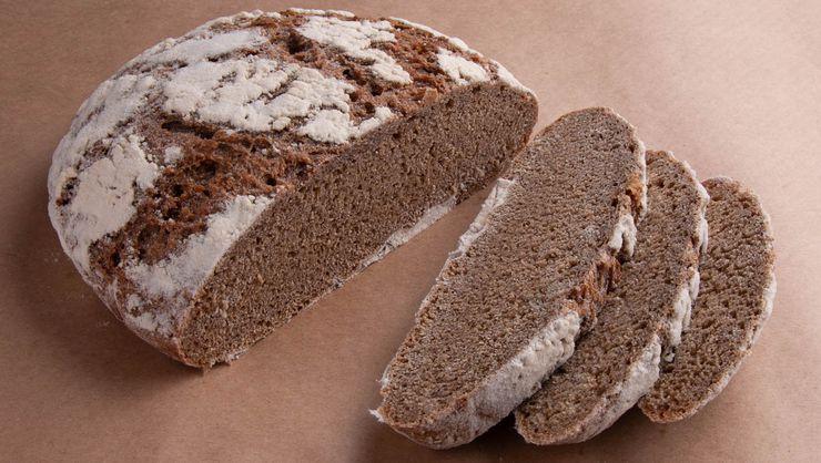 capa do curso Roggenbrot: o pão de centeio europeu