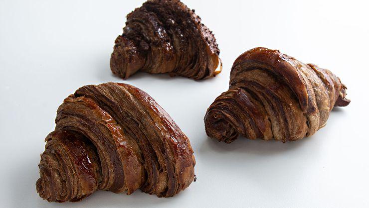 capa do curso Croissant de cacau black