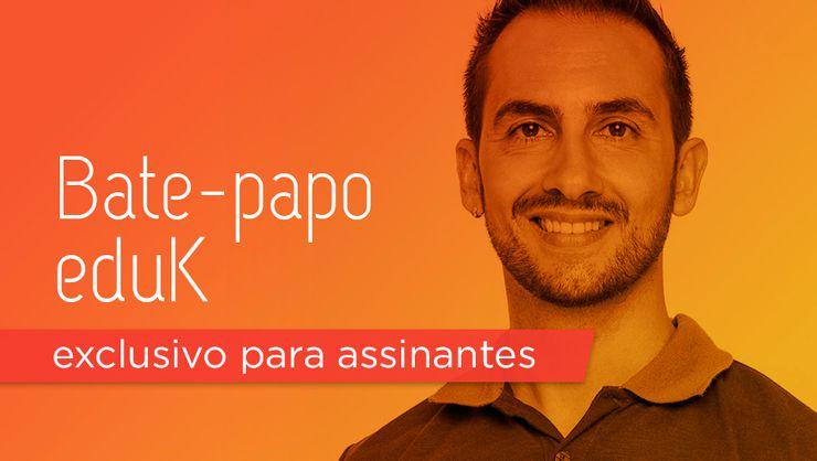 capa do curso Bate-papo eduK com Murilo Martinez