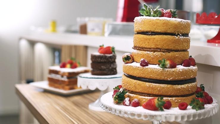 capa do curso Naked Cake para festas