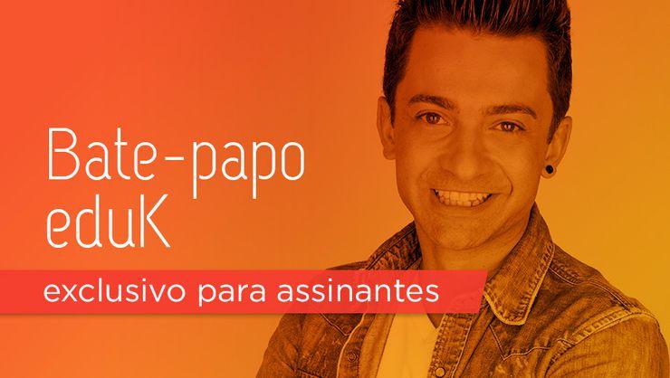 capa do curso Bate-papo eduK com Peter Paiva
