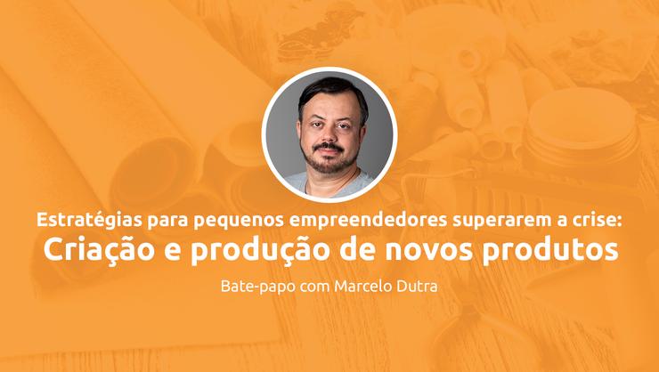 capa do curso Estratégias para pequenos empreendedores superarem a crise: criação e produção de novos produtos