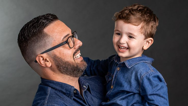 capa do curso Barbearia: adulto e infantil