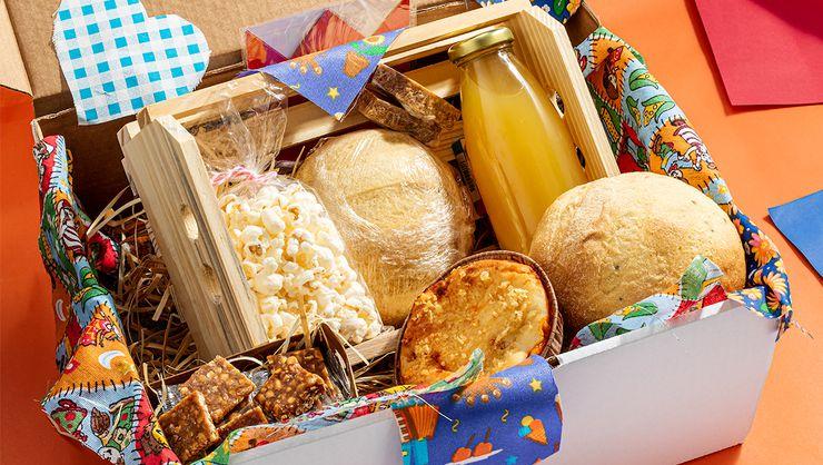 capa do curso Festa junina na caixa: doces e salgados