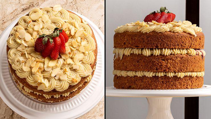 capa do curso Confeitaria funcional 4: bolo de festa