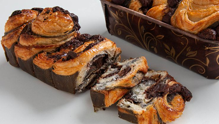 capa do curso Pão de chocolate para Páscoa
